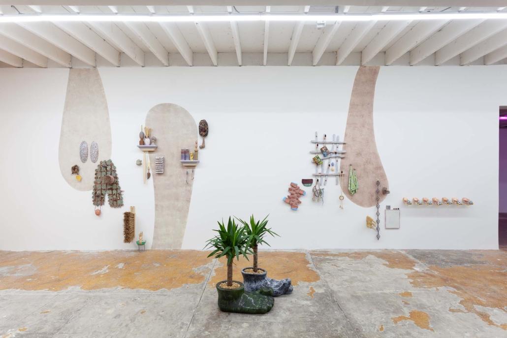 Arenas y Arenas y Arenas—Juan Pablo Garza at Dimensions Variable (DV) installation shot