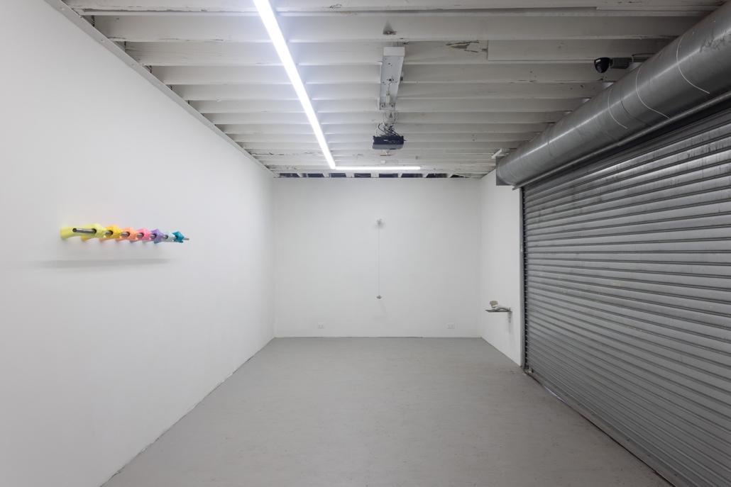 Holding the Horizon—Ricardo Alcaide installation view