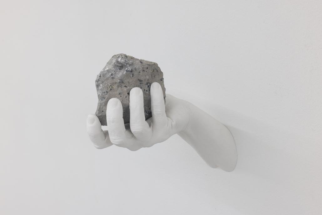 Ricardo Alcaide, Holding Concrete, 2021